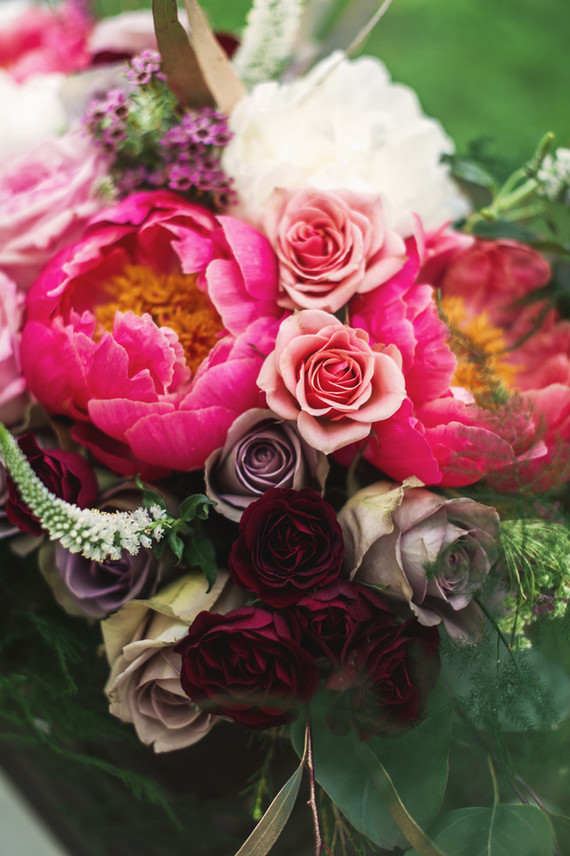 Peony florals