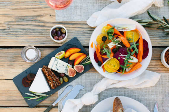 End-of-summer entertaining