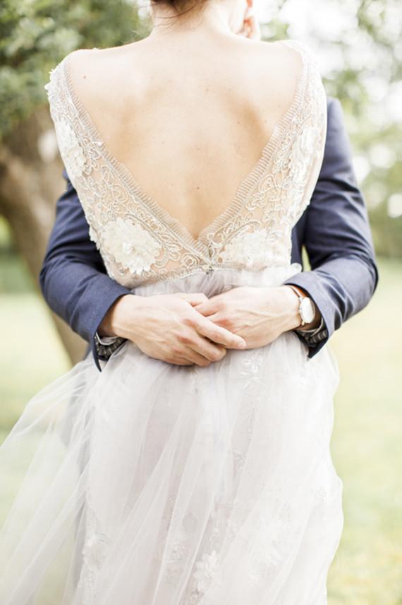 Lady Evelyn wedding dress