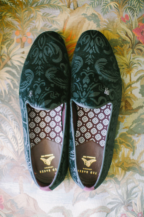 Ted Baker loafers