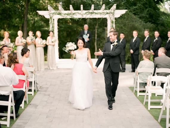 Elegant Georgia wedding