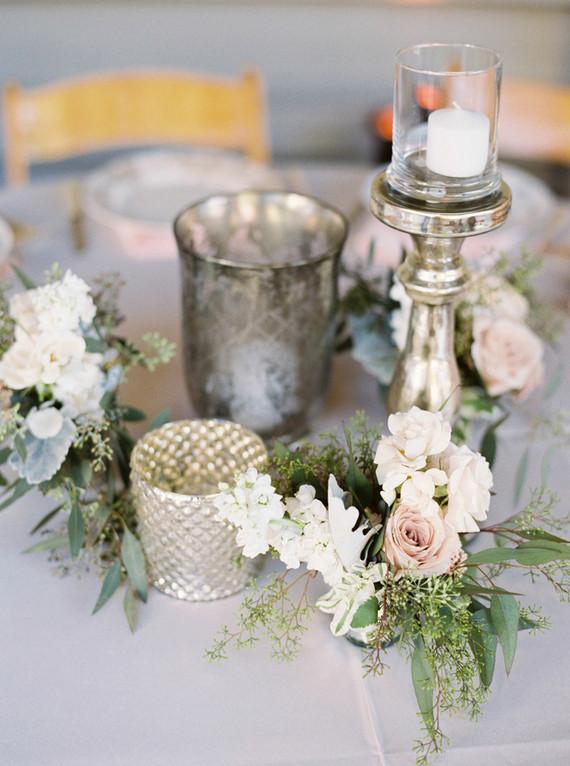 Romantic southern plantation wedding