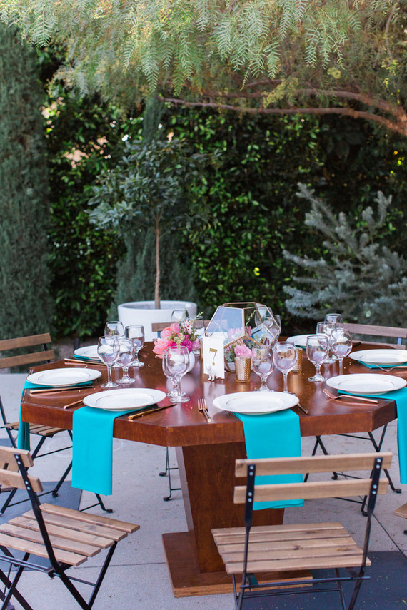 Creative Fig House LA wedding