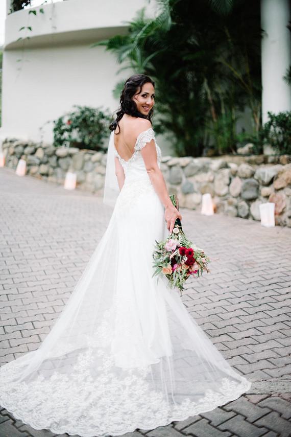 Alyssa Kristin Bridal gown