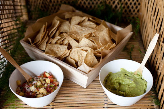 chips and guac