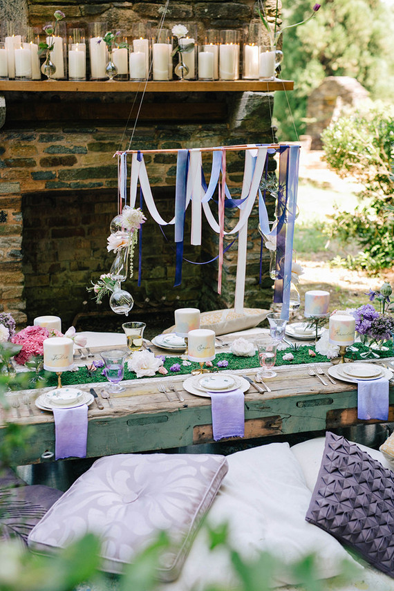 Outdoor Bridal Shower Ideas Part - 50: Woodland Bridal Shower