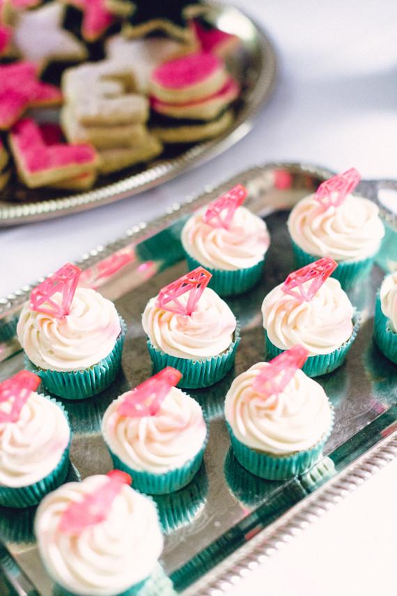 gem cupcakes