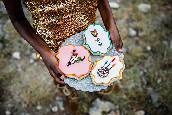 southwestern sugar cookies