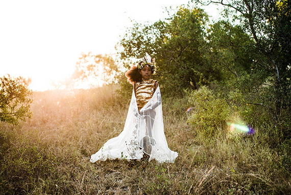 bohemian birthday portraits