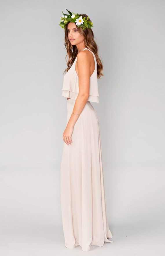 Show Me Your Mumu Fall 2015 bridesmaid dresses | 100 Layer Cake
