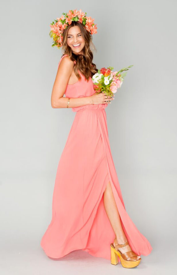 Show Me Your Mumu Fall 2015 bridesmaid dresses   100 Layer Cake