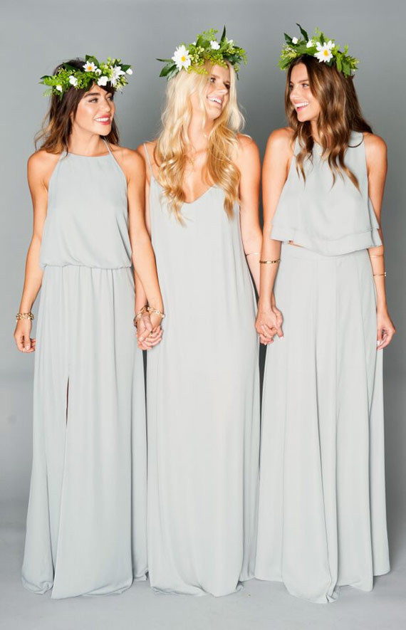 Blue Bridesmaid Dresses Show Me Your Mumu