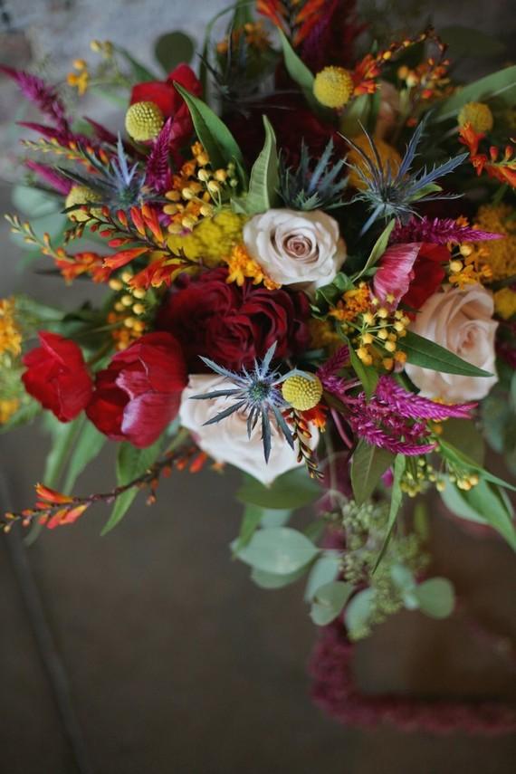 Bohemian florals