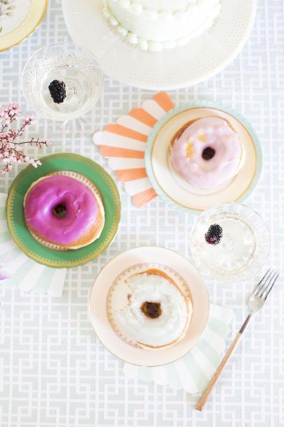 Donut dessert