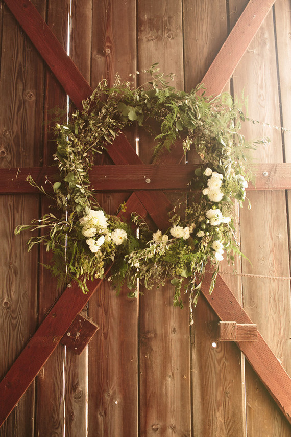 Wedding wreath