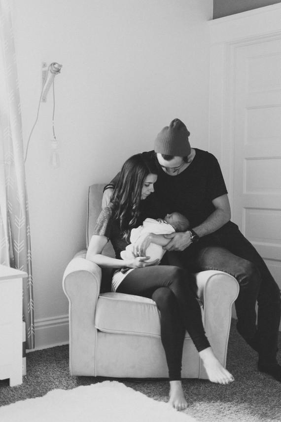 Colorado newborn photos