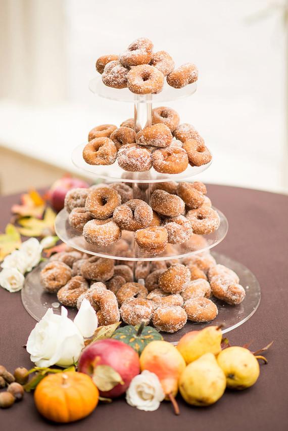 Fall donuts