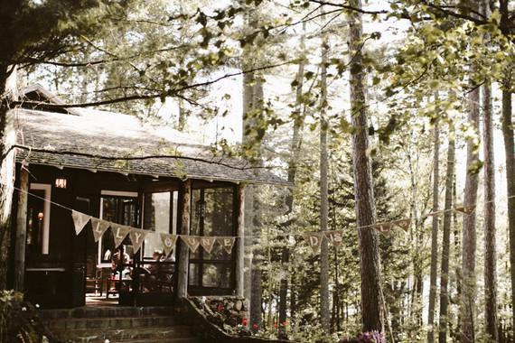 Upstate New York Camp wedding