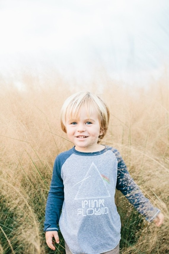 Fall kids portraits