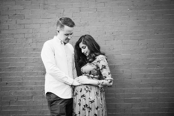 Brooklyn maternity photos