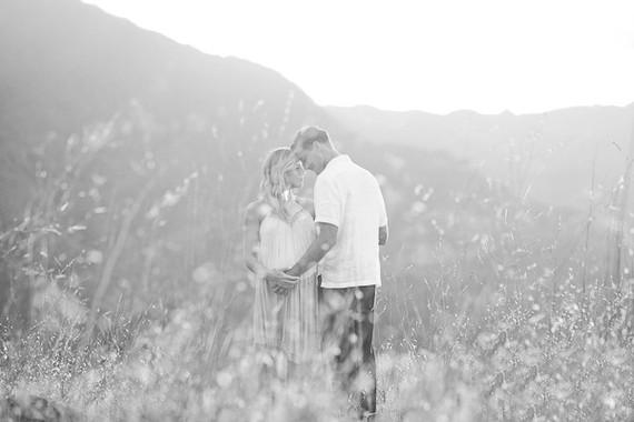 Malibu maternity photos