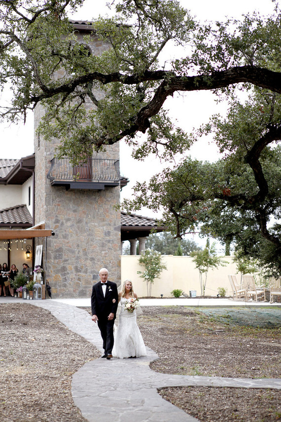 Elegant Texas Hill Country wedding