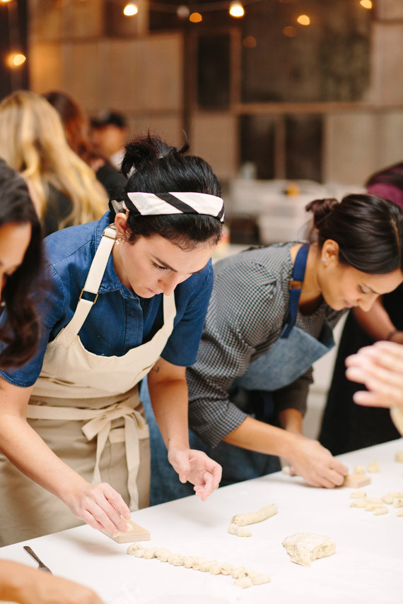 gnocchi making