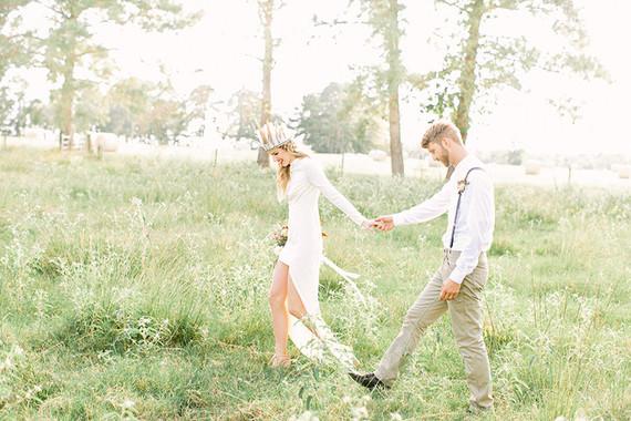 Nomadic elopement inspiration
