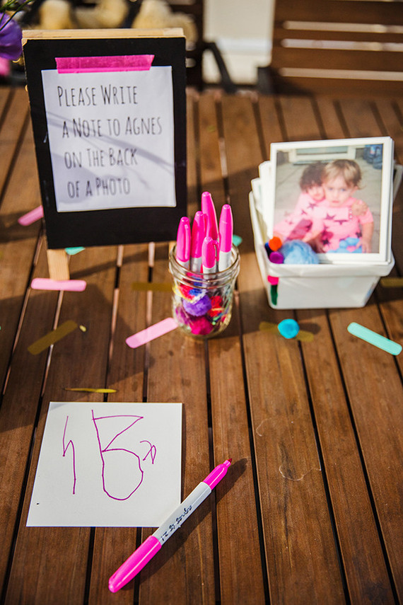 Jamberry 2nd birthday party