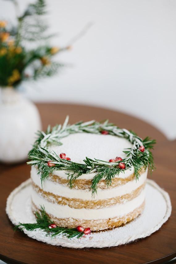 Gâteau nu de vacances