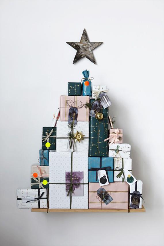 DIY Holiday gift wrap ideas