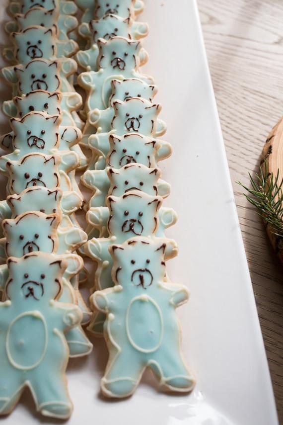 bear sugar cookies