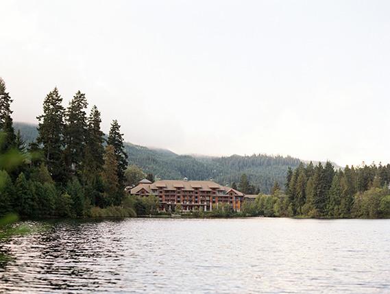 canadian resort