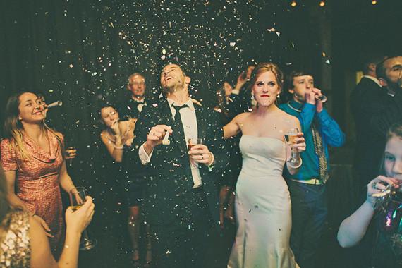 Seattle New Year's Eve Wedding