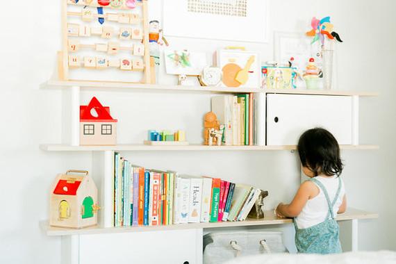 modern nursery design