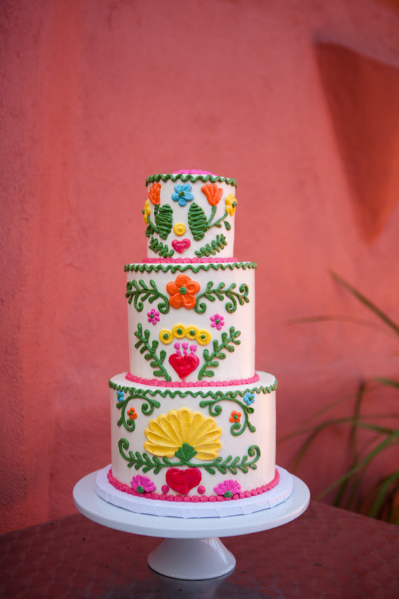 Fiesta 2nd birthday by matura event styling 100 layer for Decoration layer cake