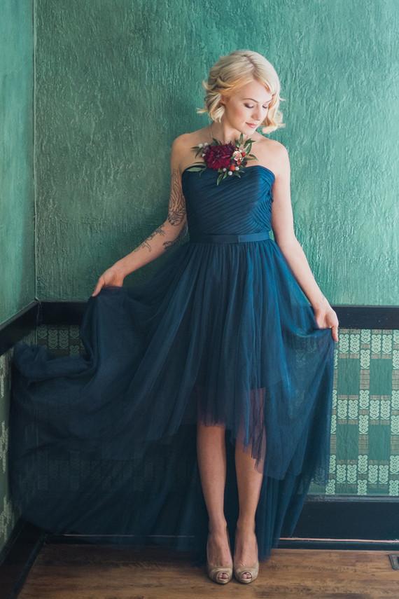Bella Bridesmaid gown