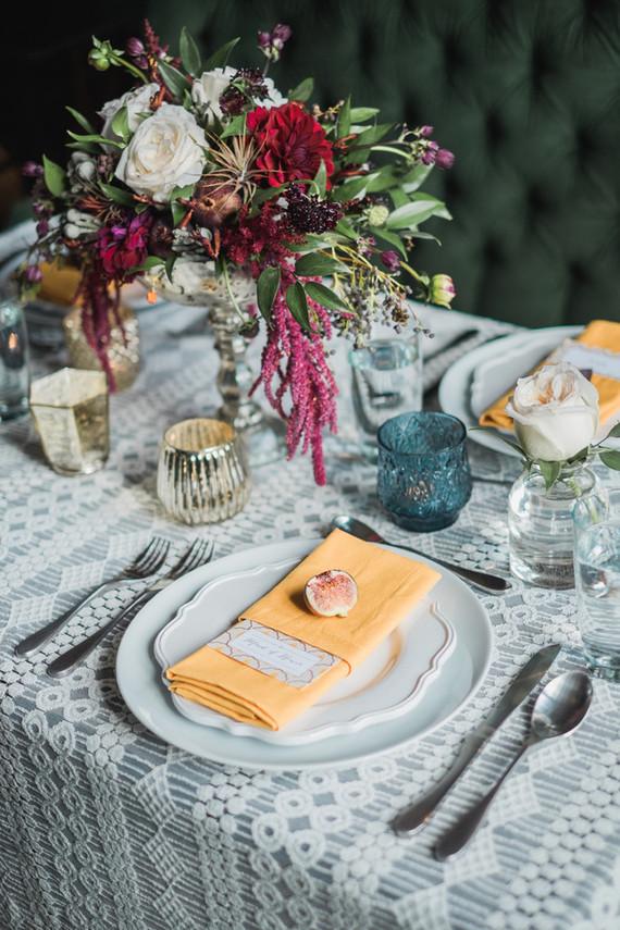 Art deco wedding inspiration
