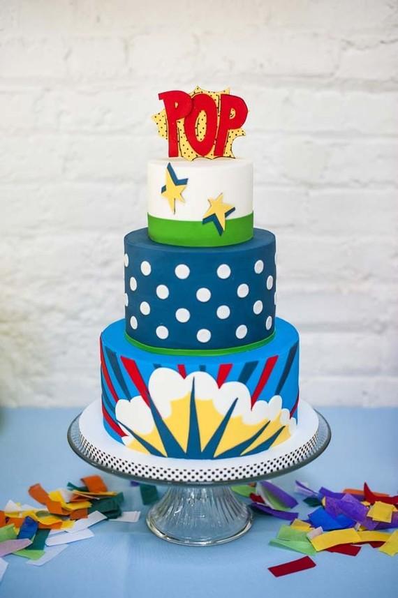 Primary layer cake