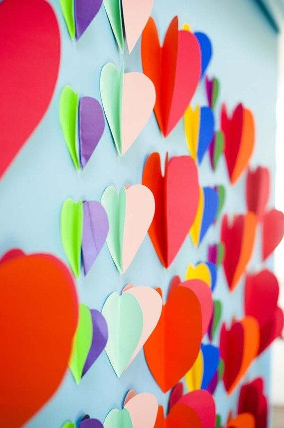 Heart decor