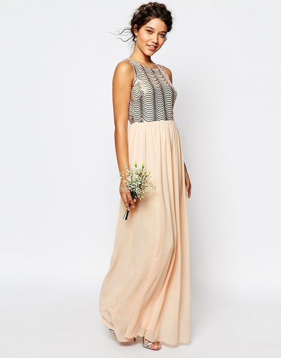 Spring bridesmaid dress & accessories from ASOS | Wedding Fashion ...