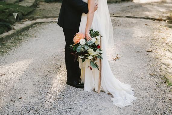 Leanne Marshall wedding dress