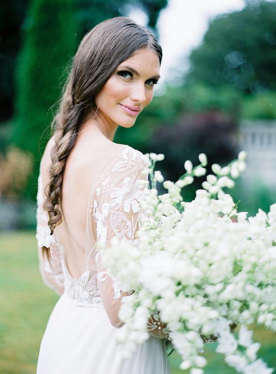 Romantic Garden Bridal Inspiration Wedding Dresses 100