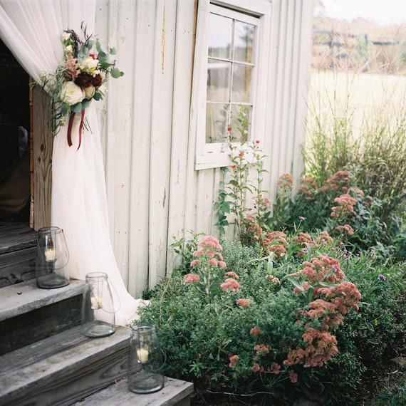 Rustic Tennessee wedding venue