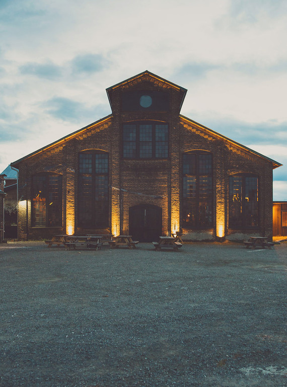 Whimsical Hudson Valley wedding venue