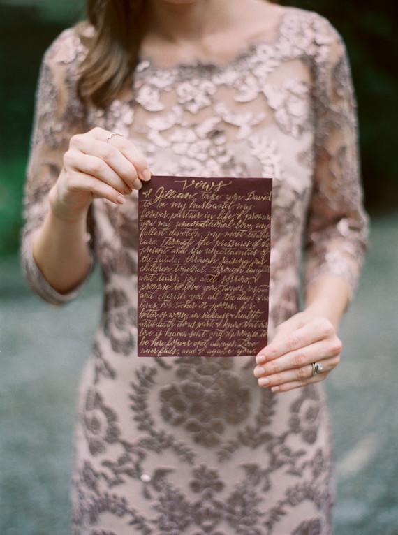 Romantic vow renewals