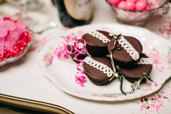 Valentine's Day party dessert