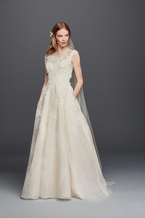 c670bd70c70 Beach Wedding Dresses Davids Bridal. Davids Bridal Oleg Cassini Spring 2016  Collection