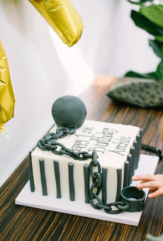 1st Birthday Party Boys Birthday Party Ideas 100 Layer