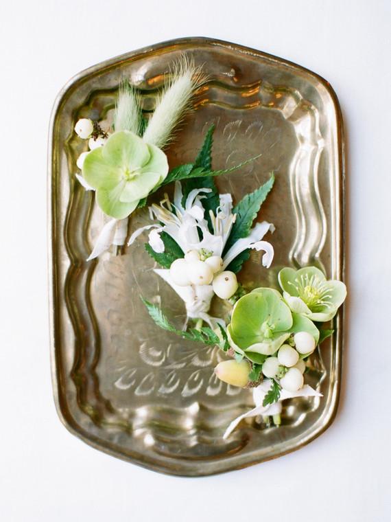 Floral boutonnière